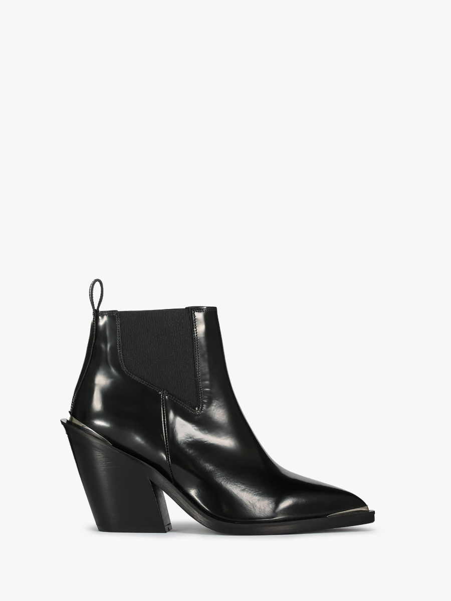 Ankle Boots im Westernstil