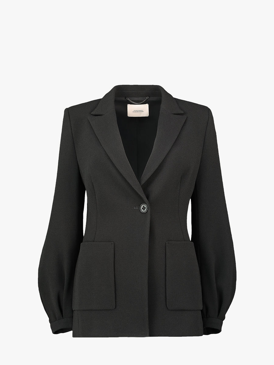 Sophisticated Perfection Blazer