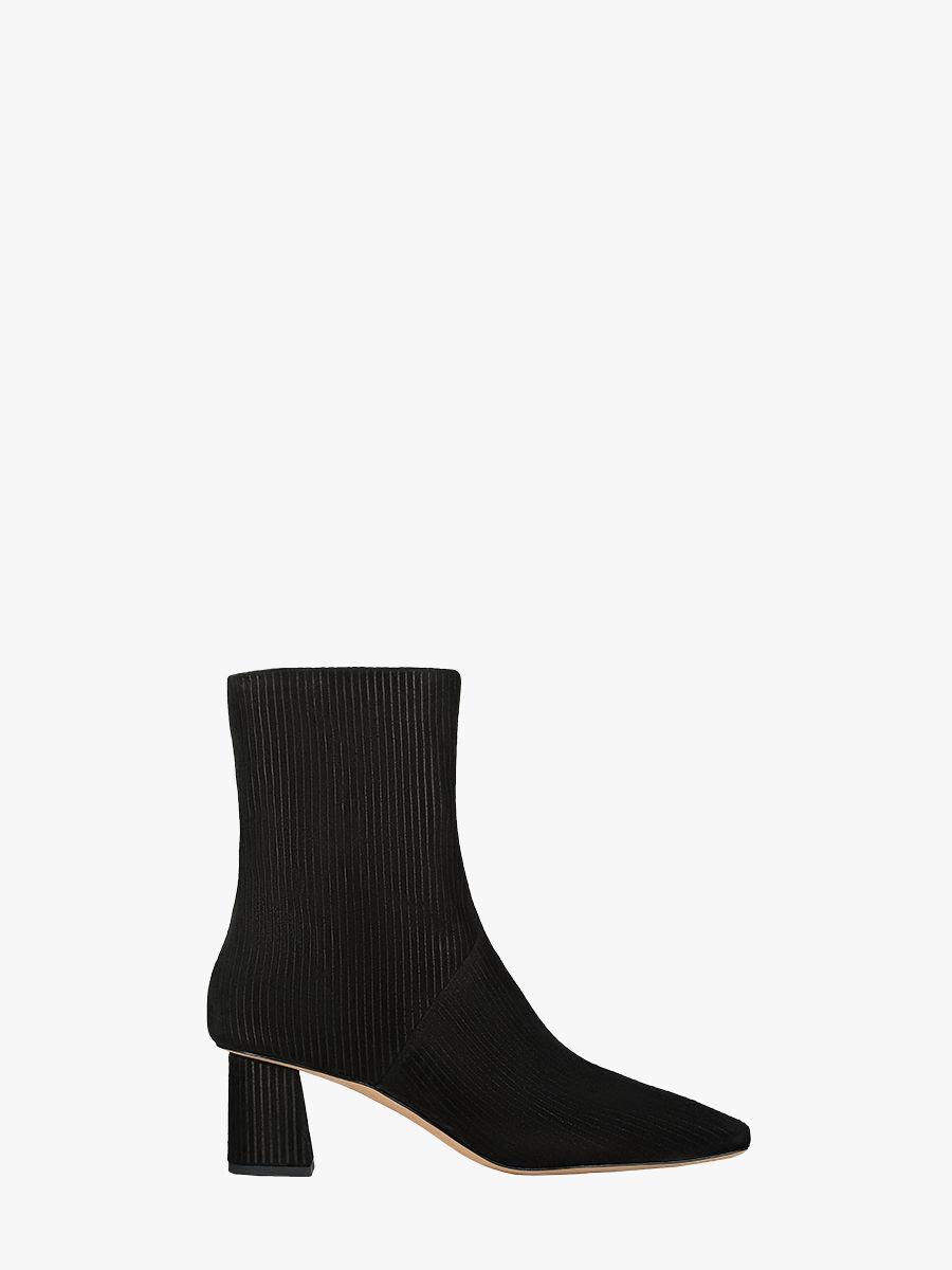Tess 60mm square toe boots