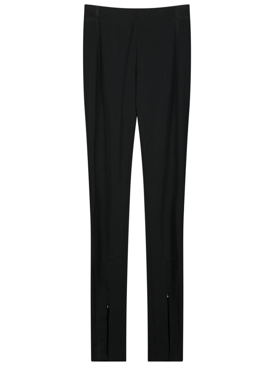 Classic slim trousers