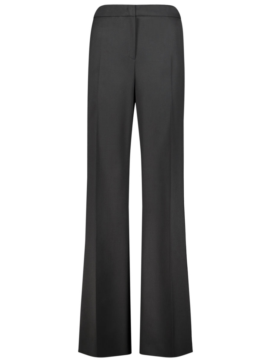 Winsome wide-legged trousers
