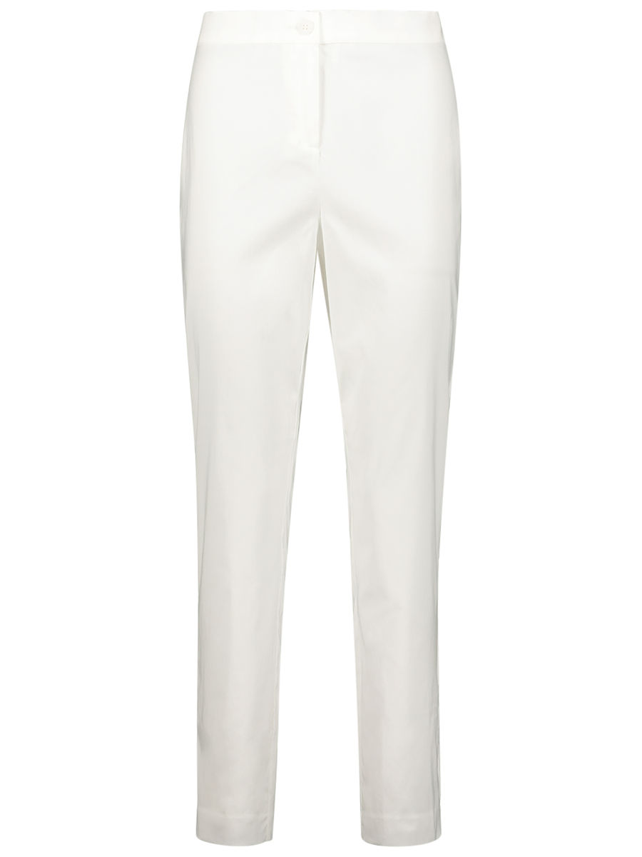 Concealed front trousers