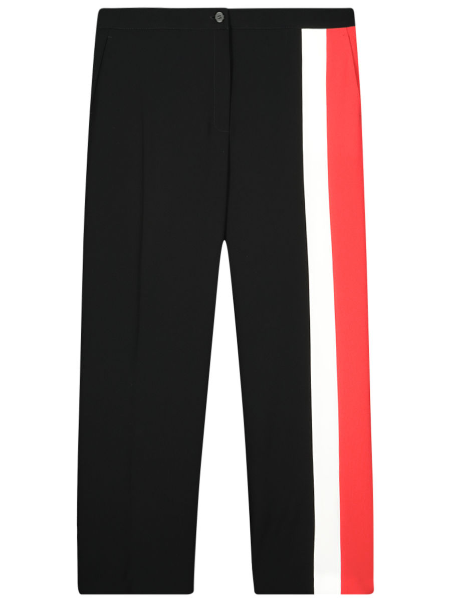 Funky trim trousers