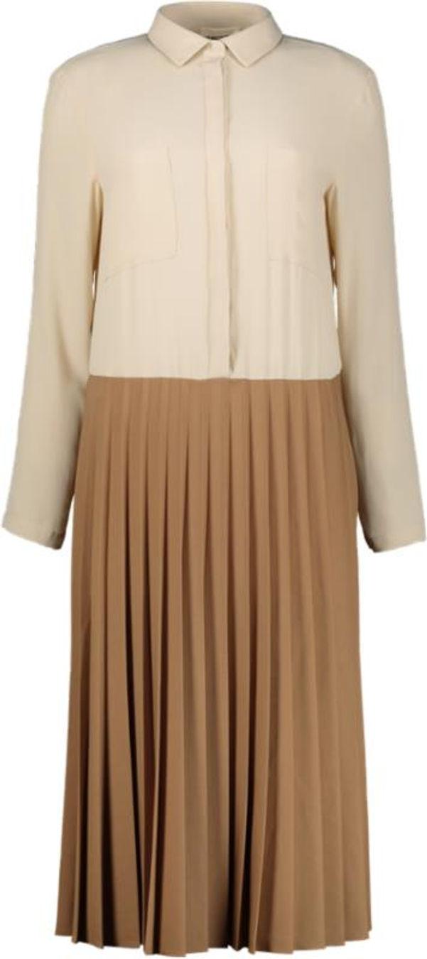 Perky caramel dress